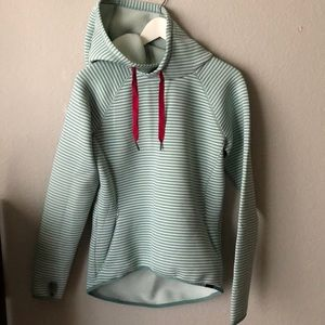 Striped Columbia Hoodie